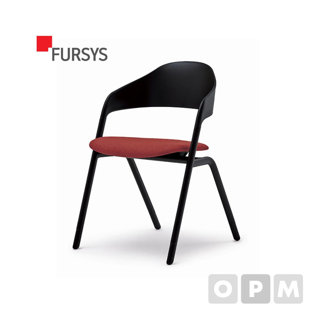 퍼시스 LOLLY CH0026 시리즈 CH0026C 회의용 의자(좌판패딩) 454B