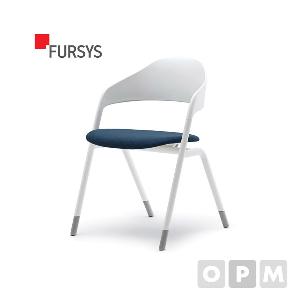 퍼시스 LOLLY CH0026 시리즈 CH0026WC 회의용 의자(좌판패딩) 454B