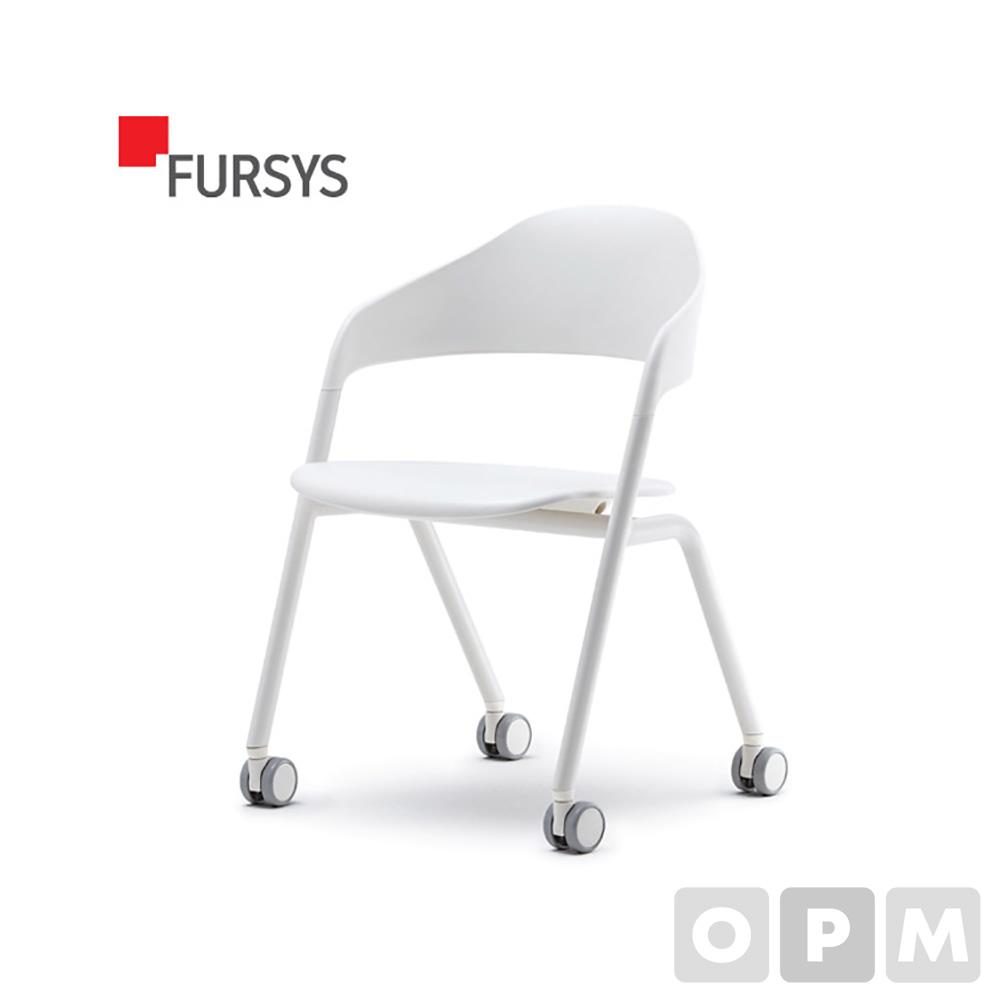 퍼시스 LOLLY CH0026 시리즈 CH0026WM 회의용 의자(캐스터) WW