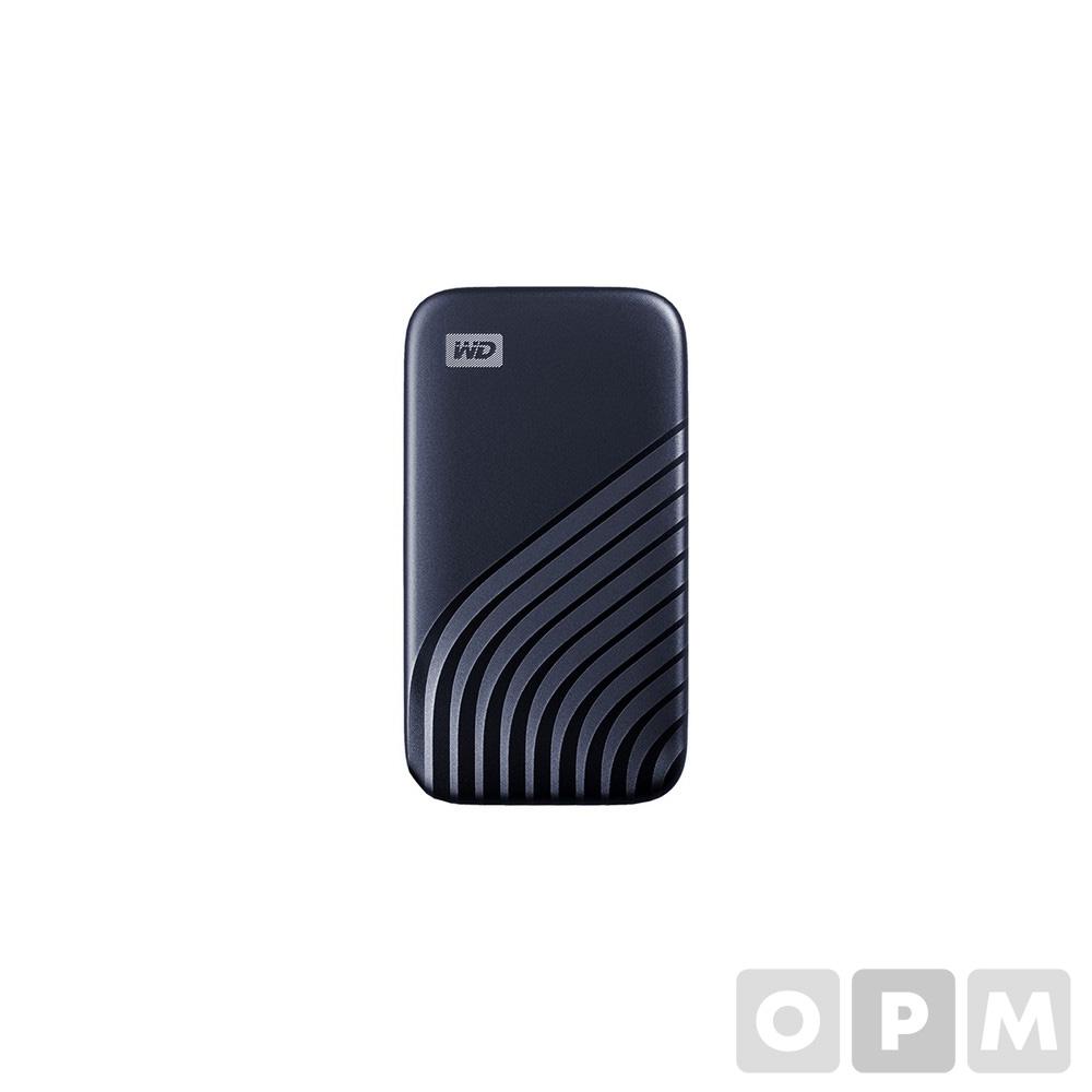 MY PASSPORT SSD(2TB/USB3.2/WESTERN DIGITAL)