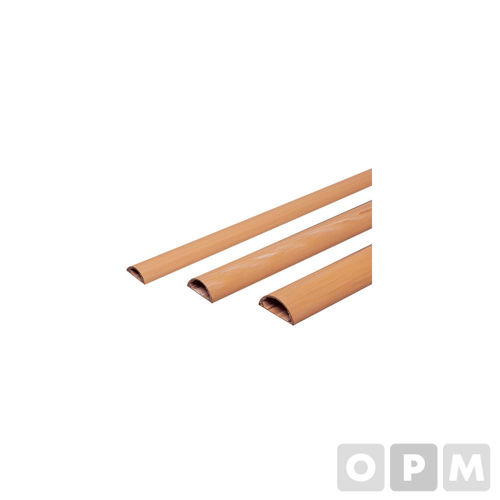 전선몰드(나무무늬/대/1m/2개입)