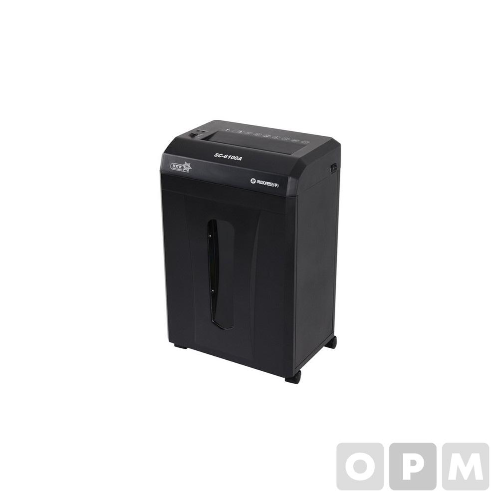 문서세단기(SC-6100A/카피어랜드)
