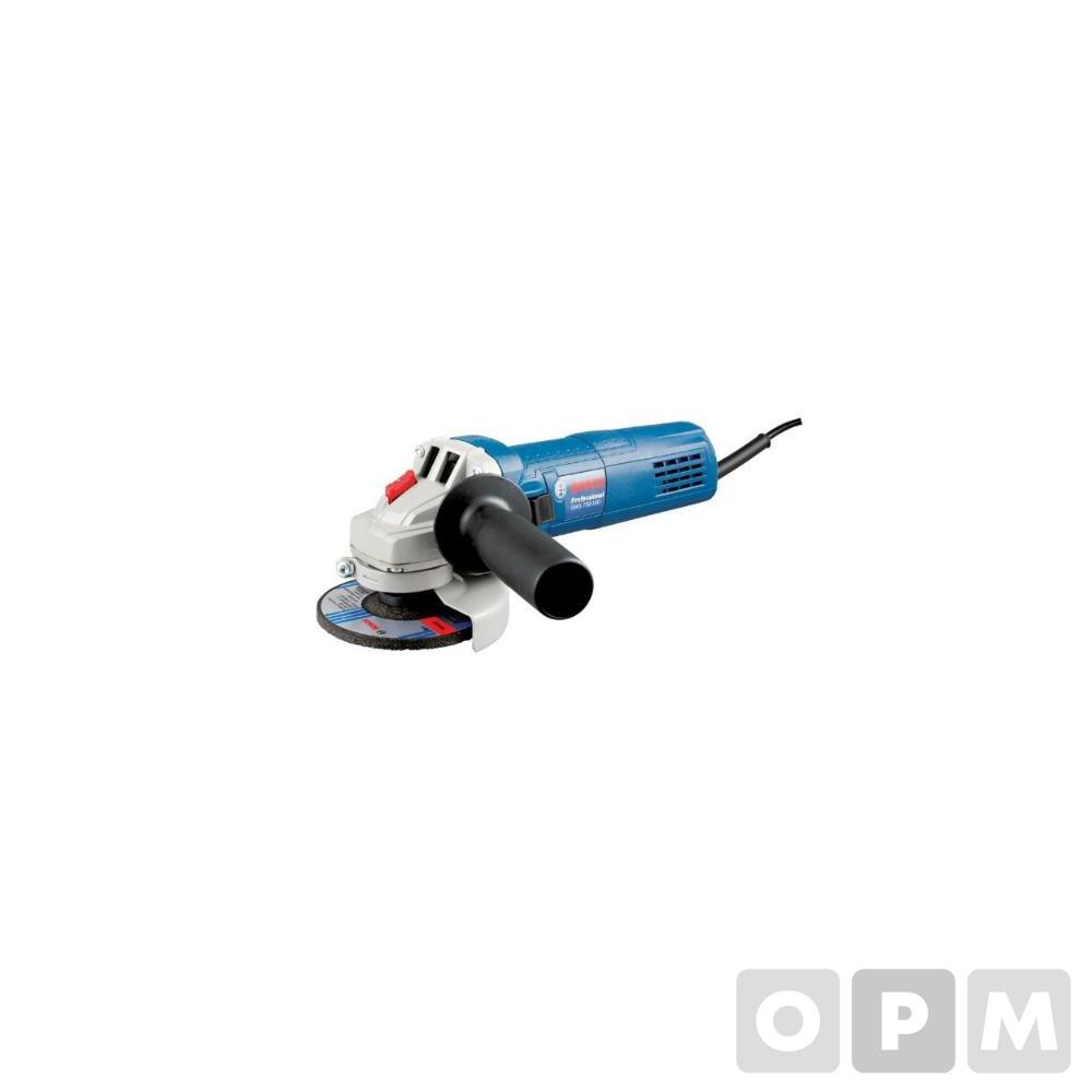 보쉬 앵글그라인더 GWS750-100S