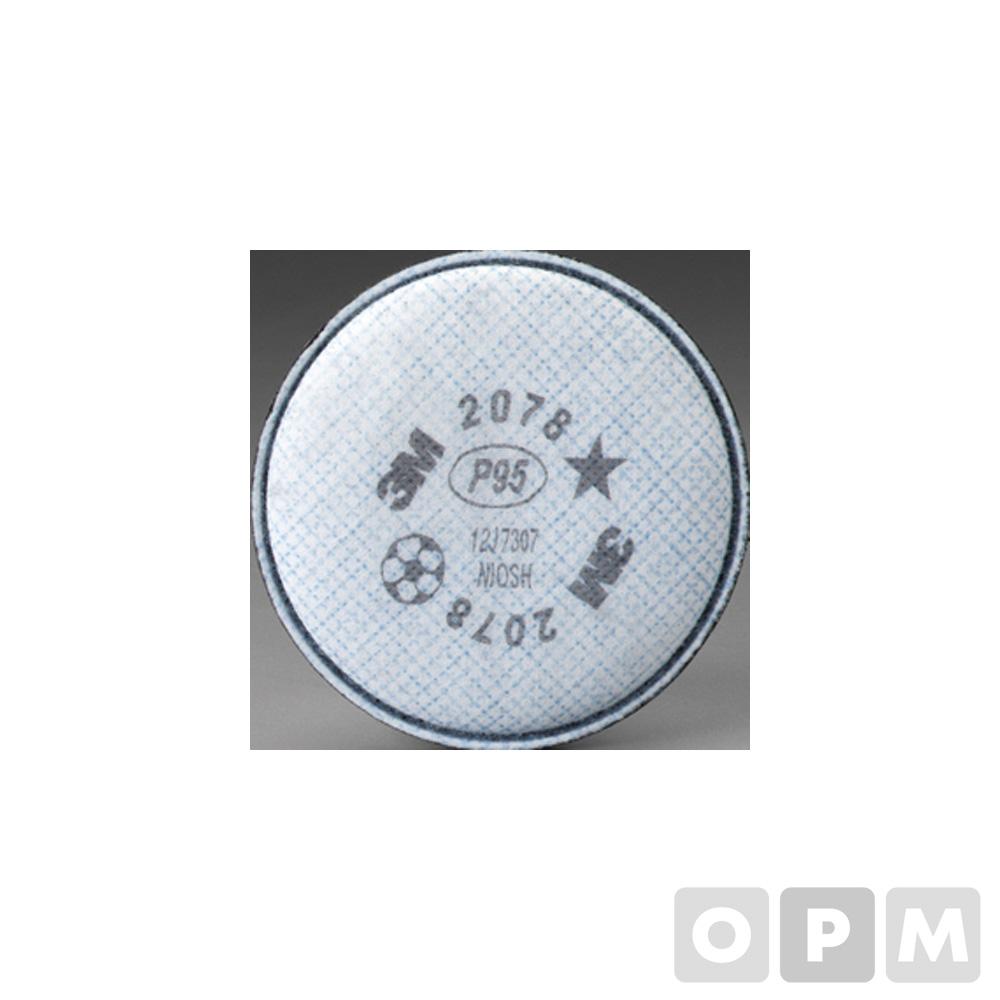 6000 시리즈용 방진용 마스트 필터(2078/2개)