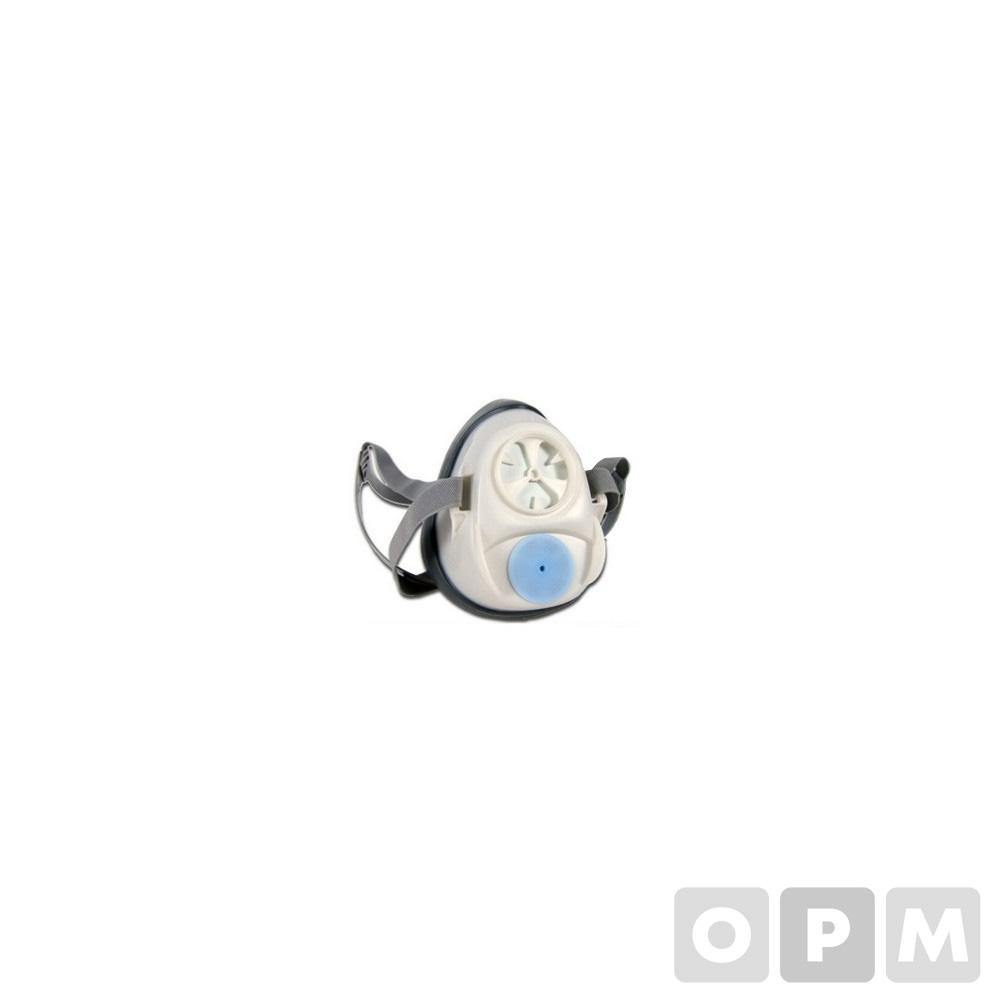 필터교환식 마스크 면체(1200)