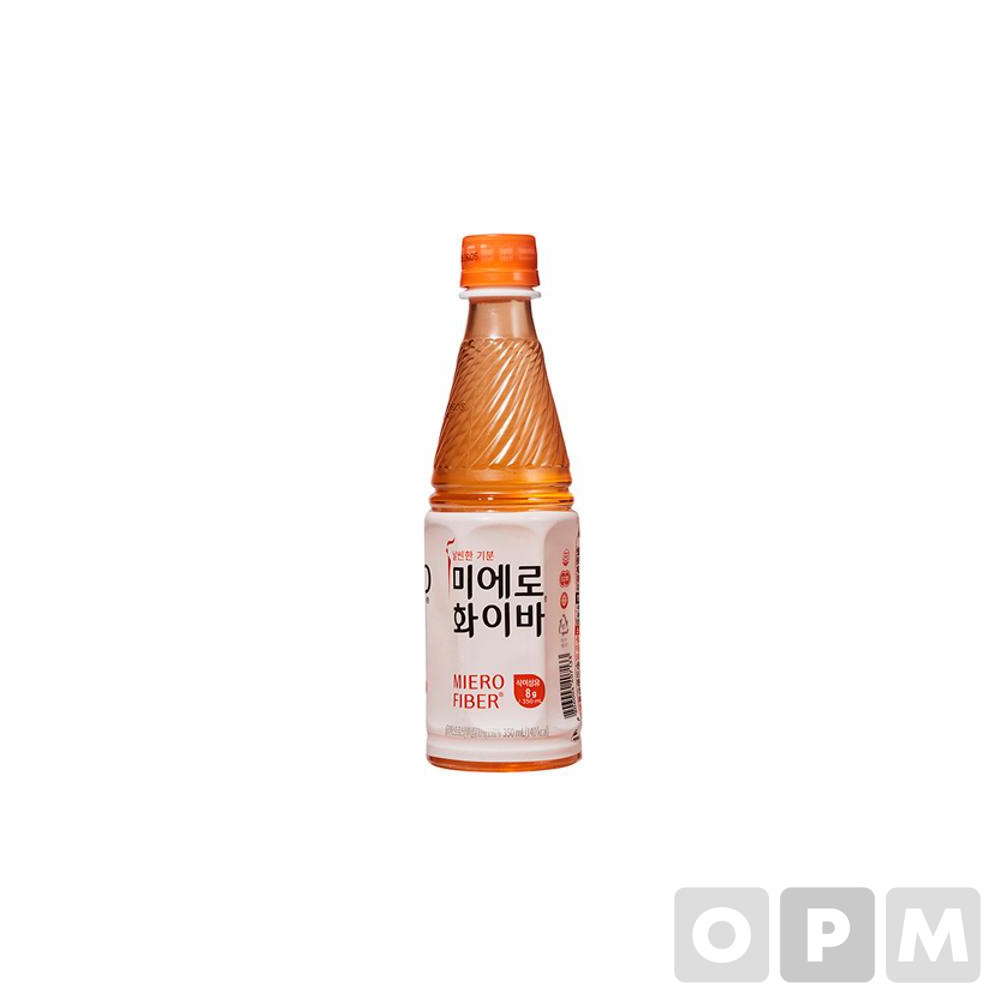 미에로화이바(350㎖*24병입/Box/현대약품)