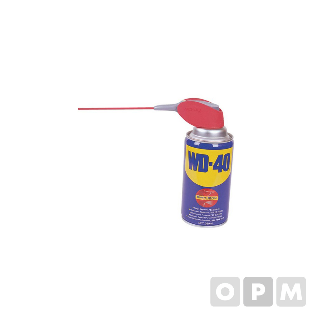 윤활방청제(WD-40/스마트 스트로우/360ml/벡스)