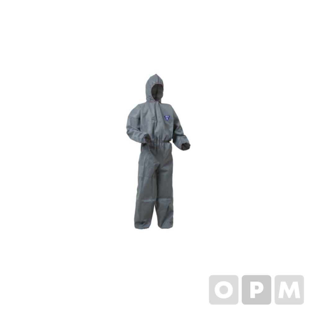 크린가드 보호복 A20 후드(회색/특대/3개입/43025/유한킴벌리)