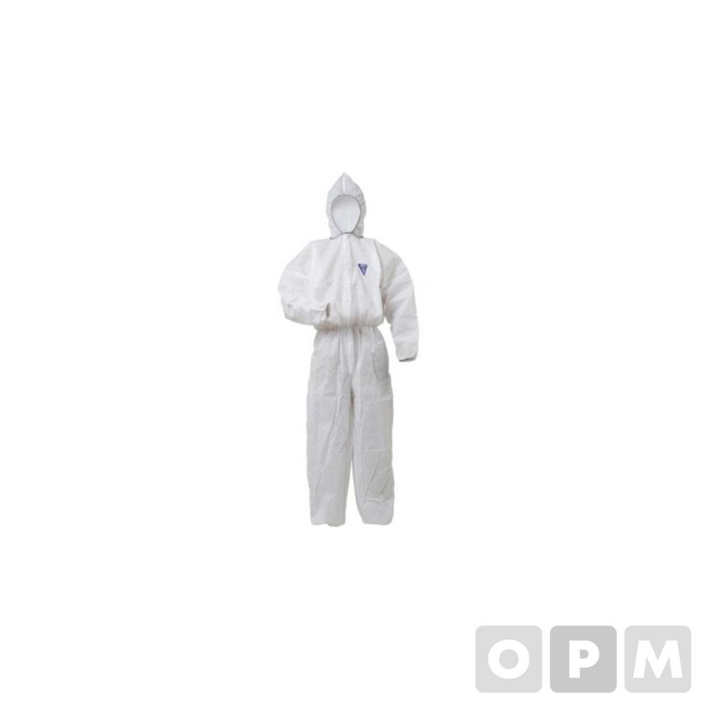 크린가드 보호복 A30 후드(흰색/대형/3개입/43033/유한킴벌리)