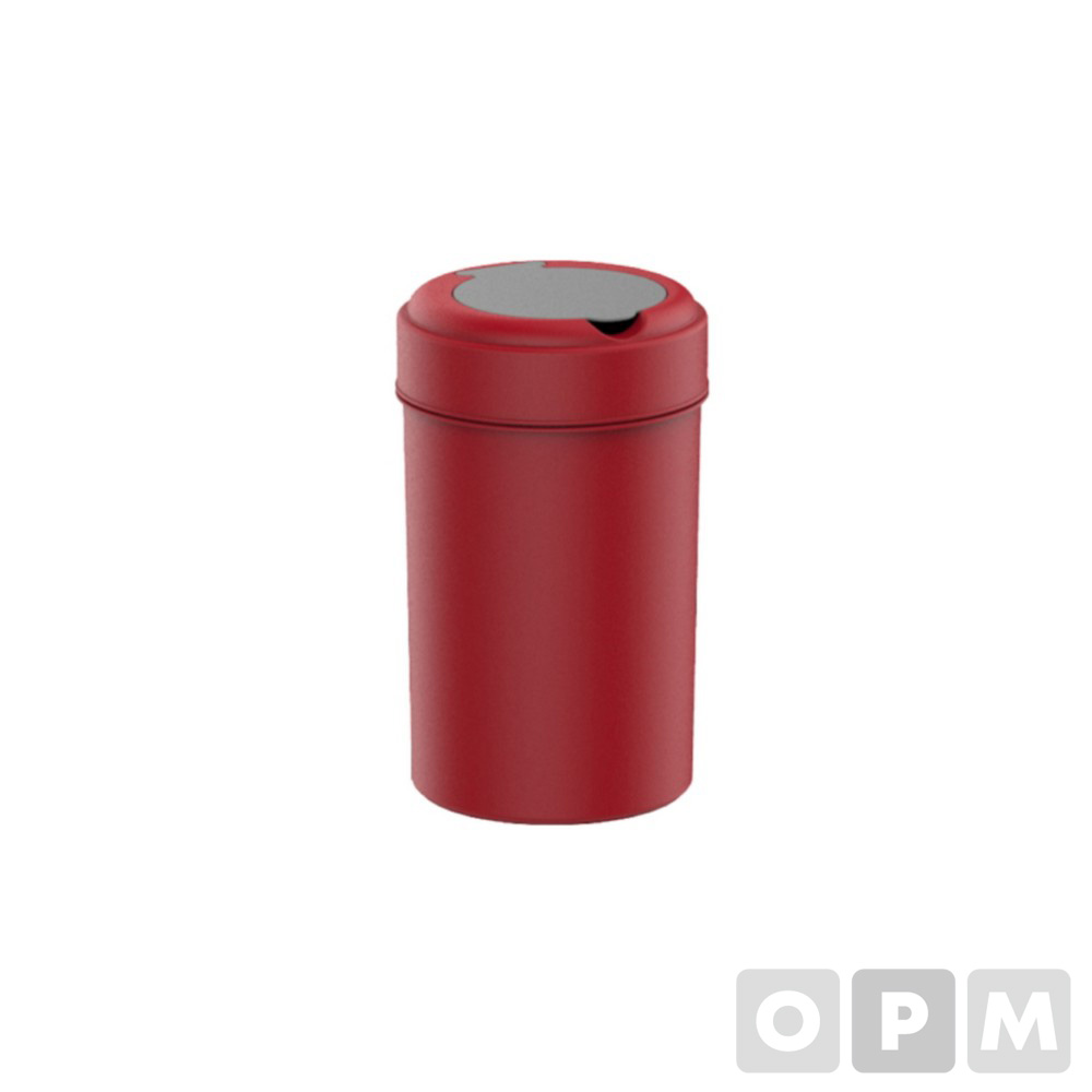클린종량제 휴지통(레드/20L/코멕스)