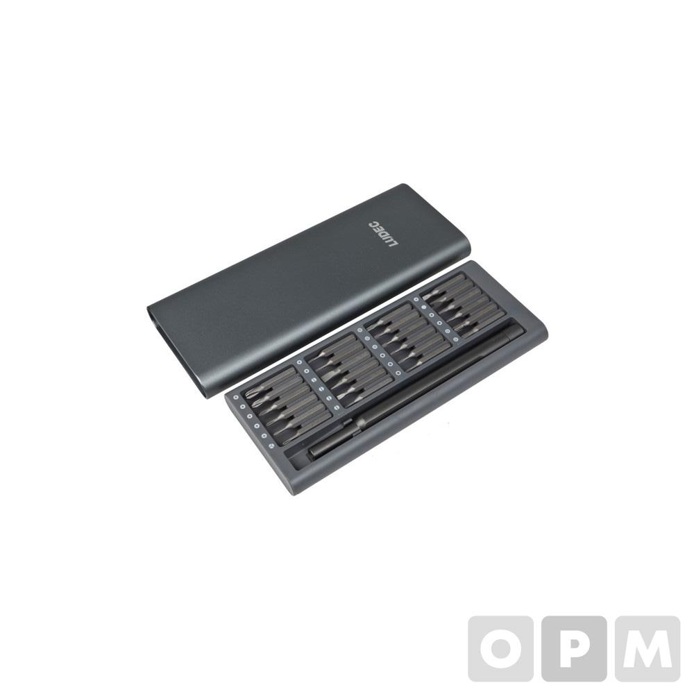 루덱 정밀 드라이버 키트(LDM-001M/24PCS)