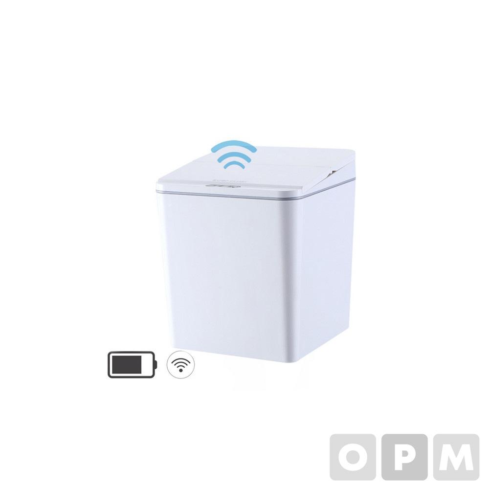 스마트 센서 휴지통(사각/6L/LV-6006)