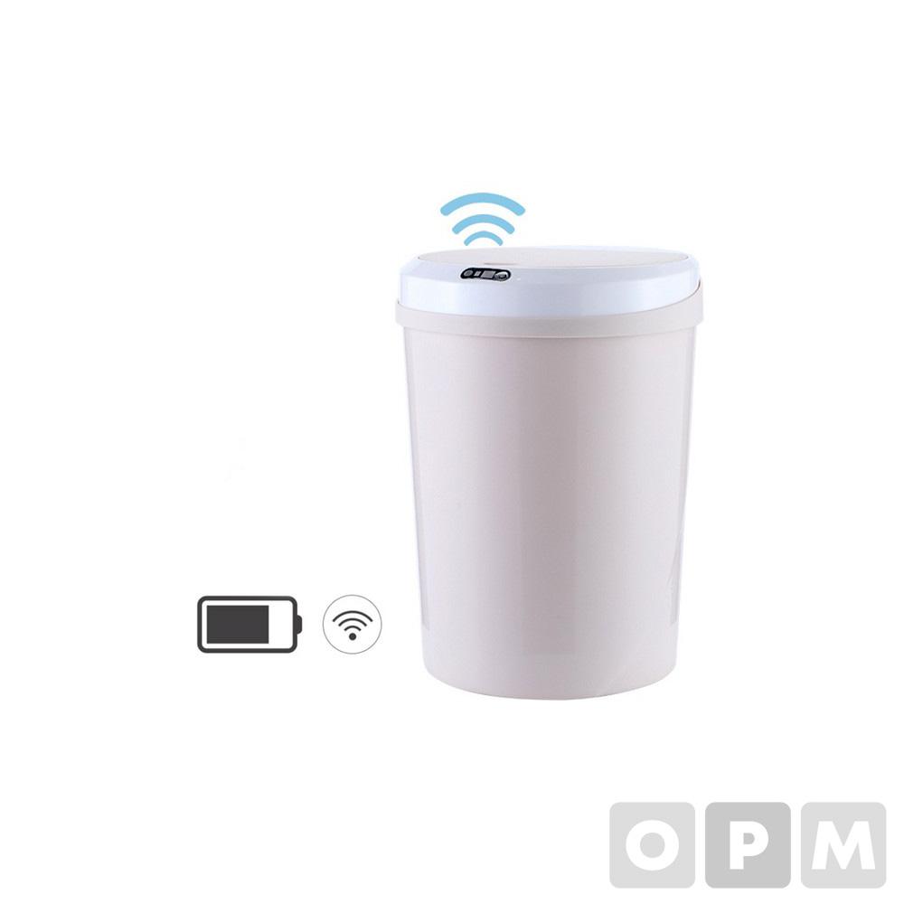 스마트 센서 휴지통(원형/12L/LV-6012)