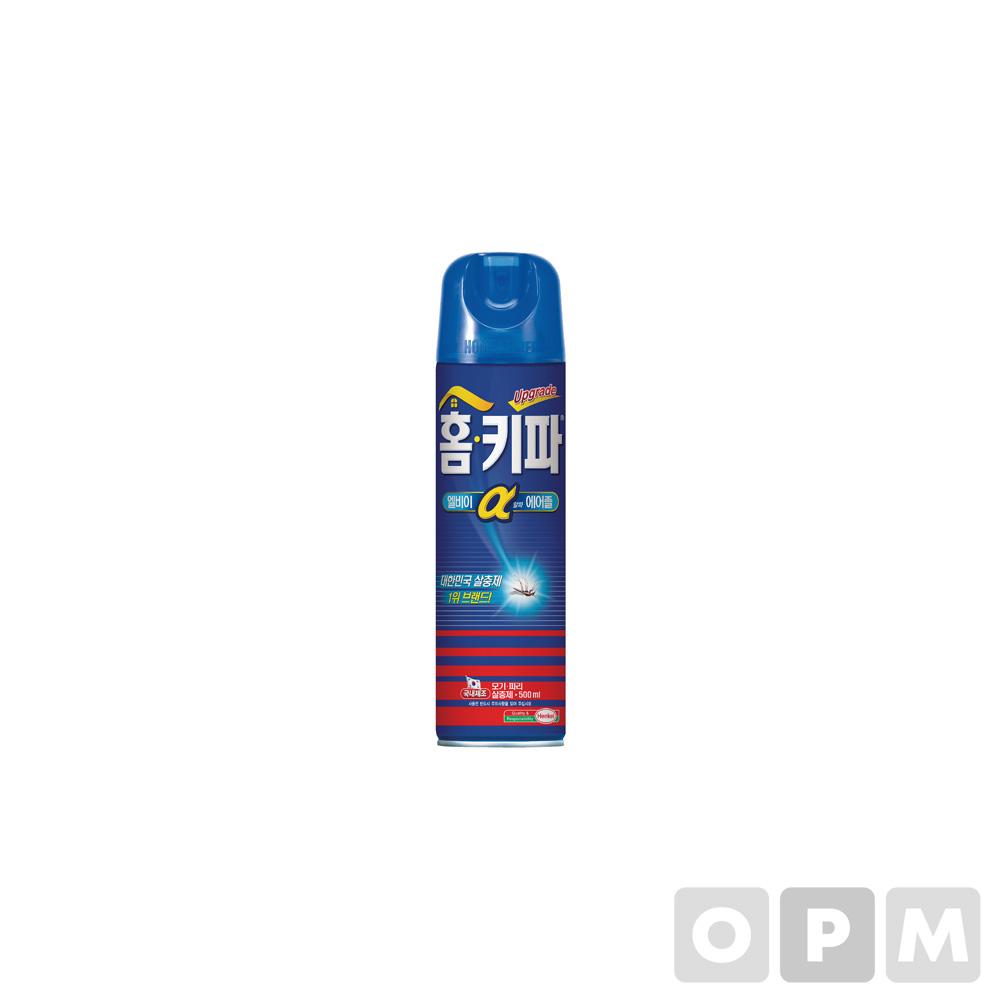홈키파 에어졸 엘비이알파(500ml/Henkel)