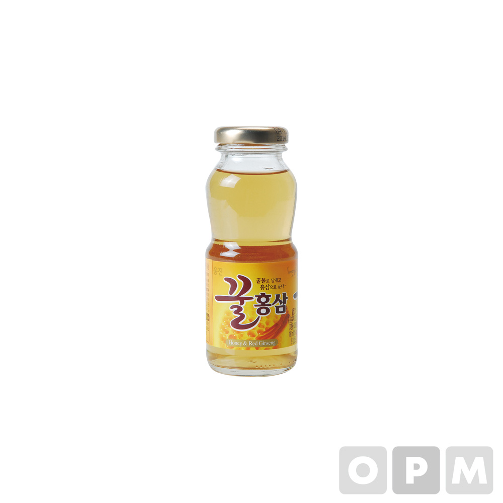 꿀홍삼(180ml*12병/웅진)