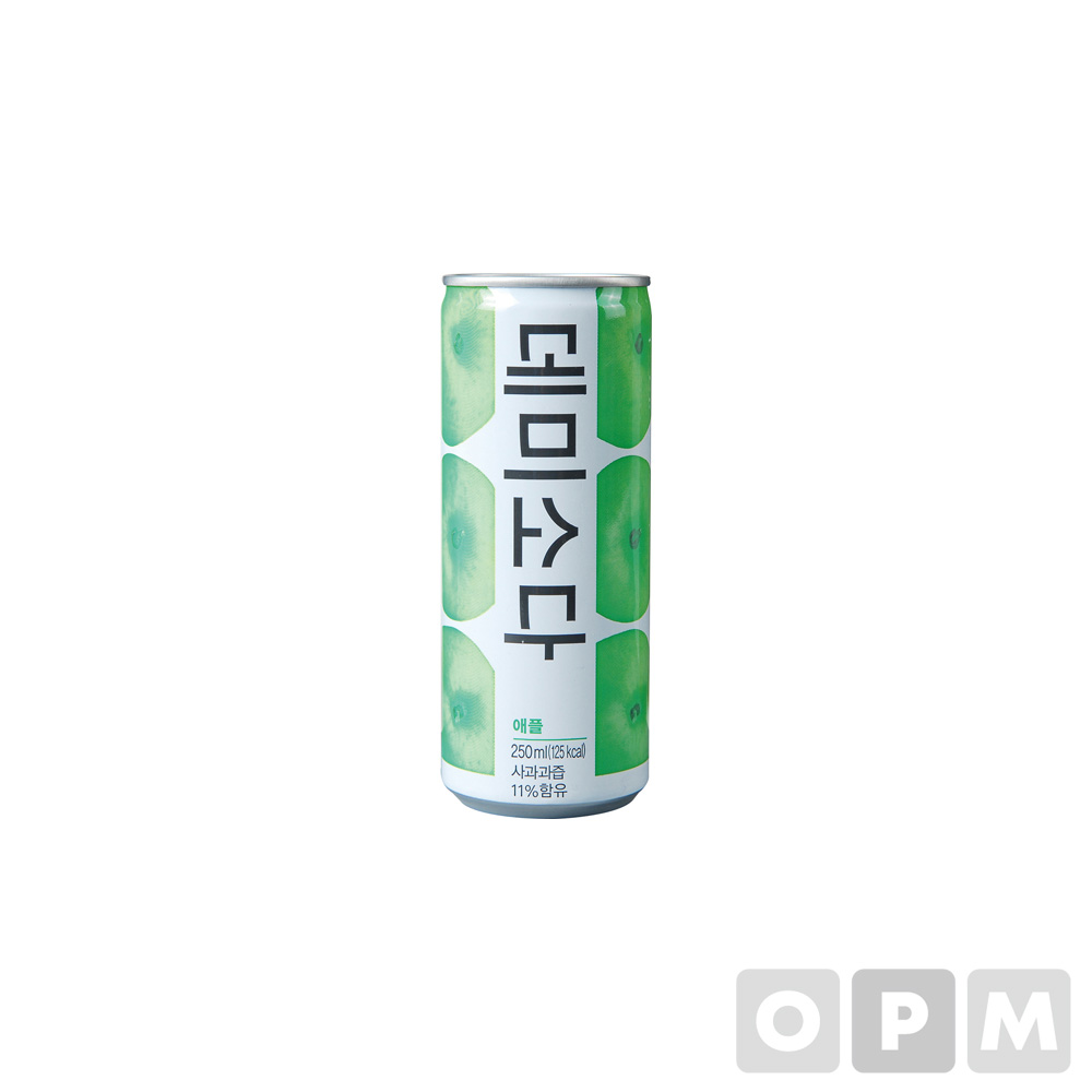 데미소다(250ml*30캔/애플/동아오츠카)