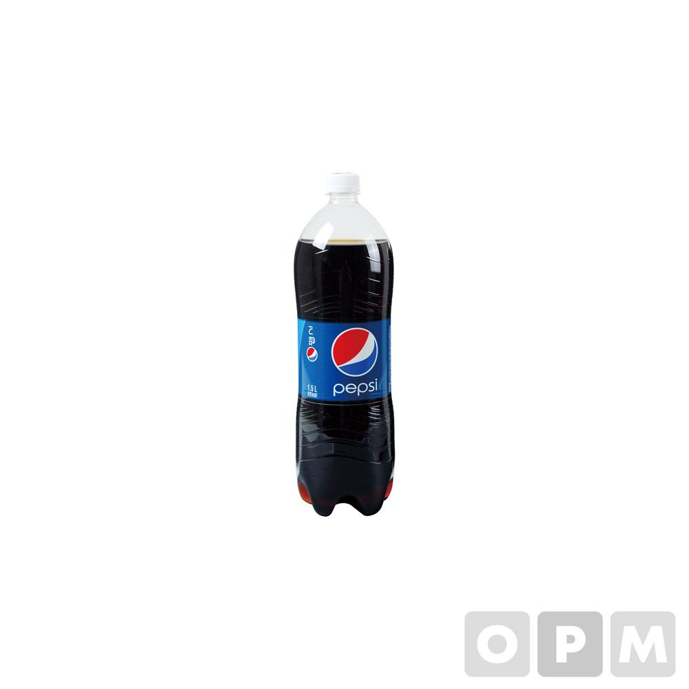 펩시 콜라(1.5L/PET/롯데칠성)
