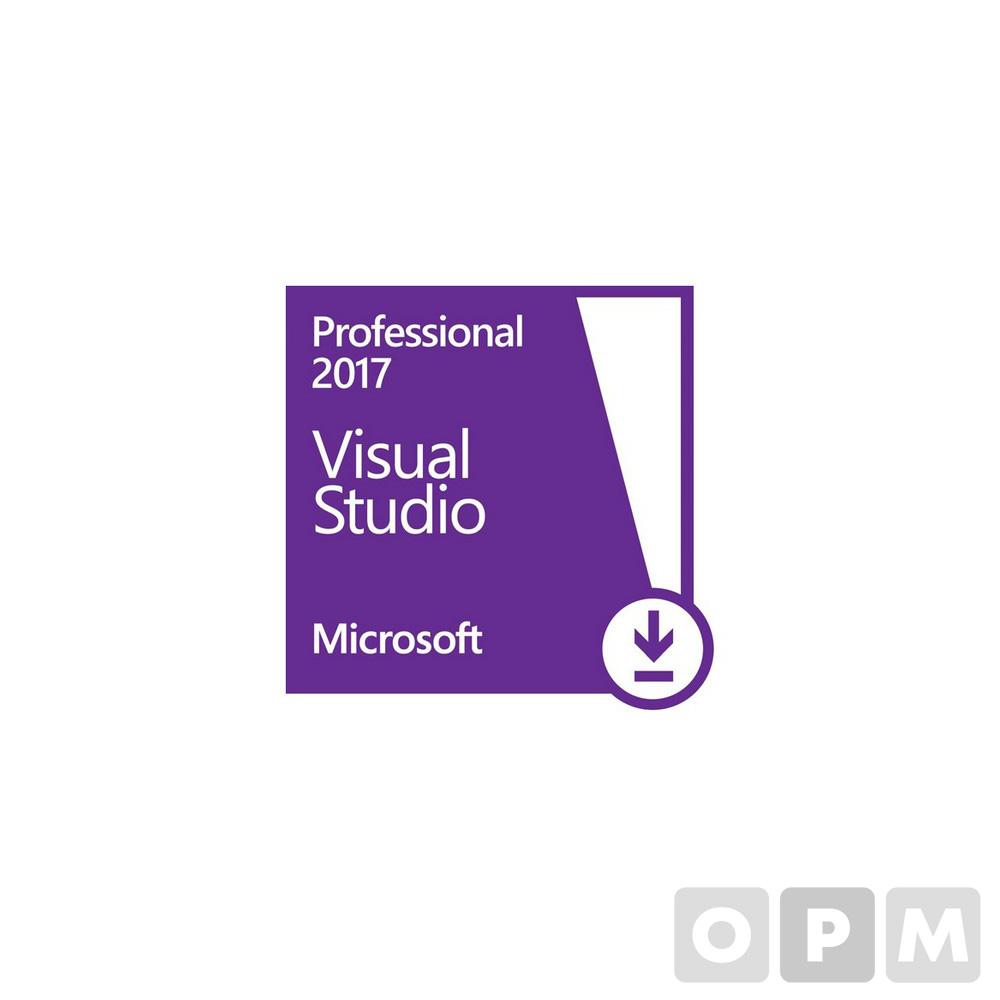 Visual Studio Pro 2019 라이선스(Microsoft/영구사용/기업용)