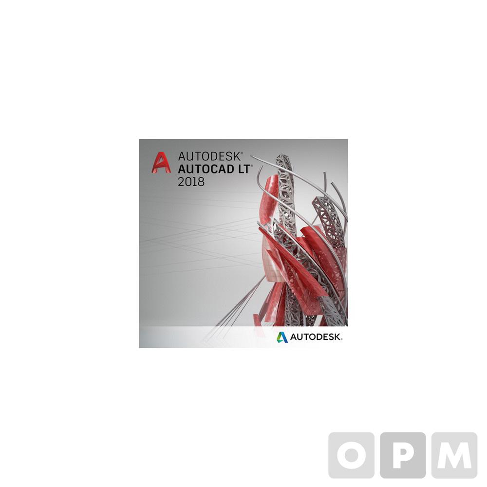 Autocad LT 멤버쉽(AUTODESK/1년사용/기업용)
