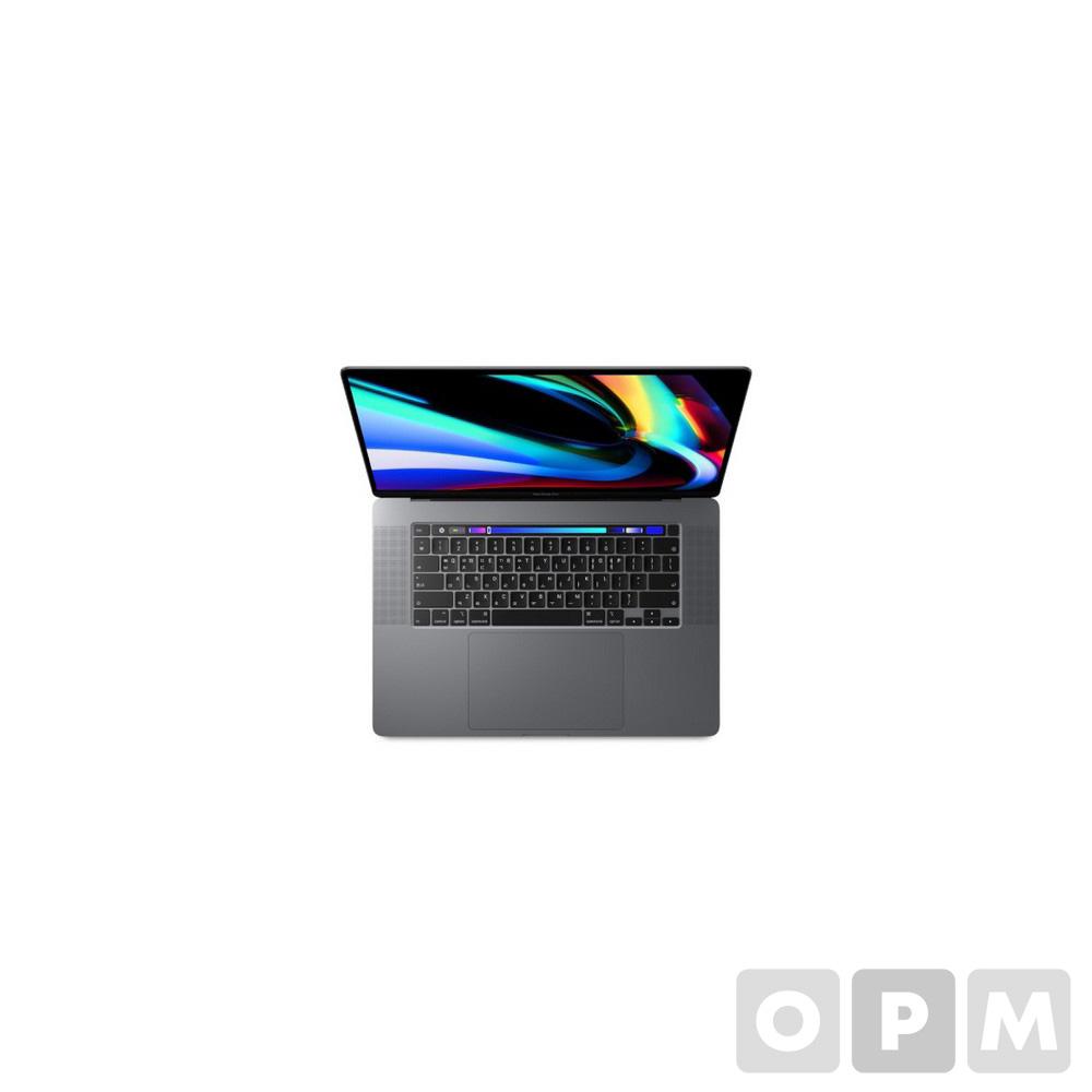 맥북 PRO(16'/MVVJ2KH/A/스페이스그레이/512GB/Apple)