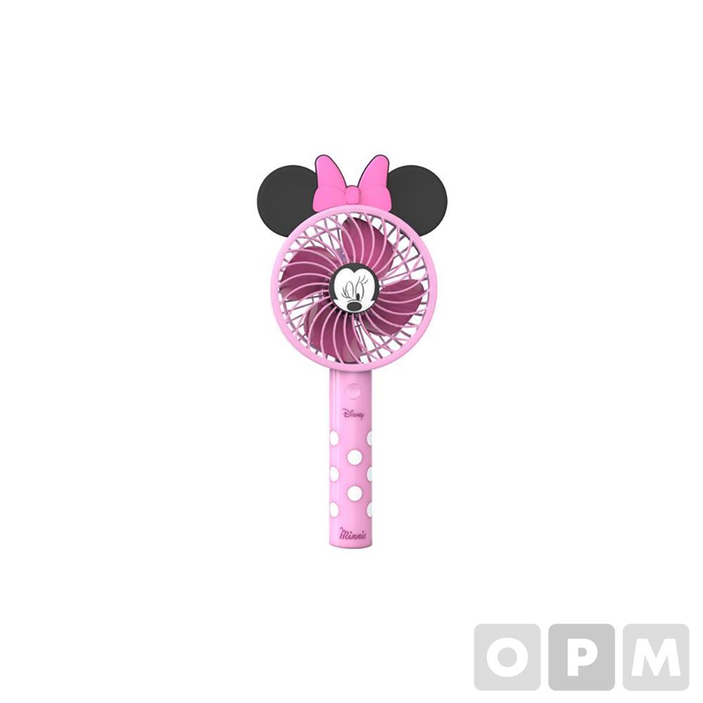 디즈니 미키 핸드팬(WHF-A41N/핑크)