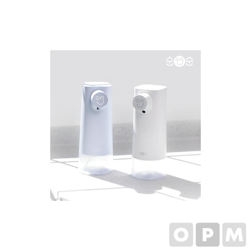 순앤순 자동 거품 손세정제(PASD-300 BLUE/스카이블루)