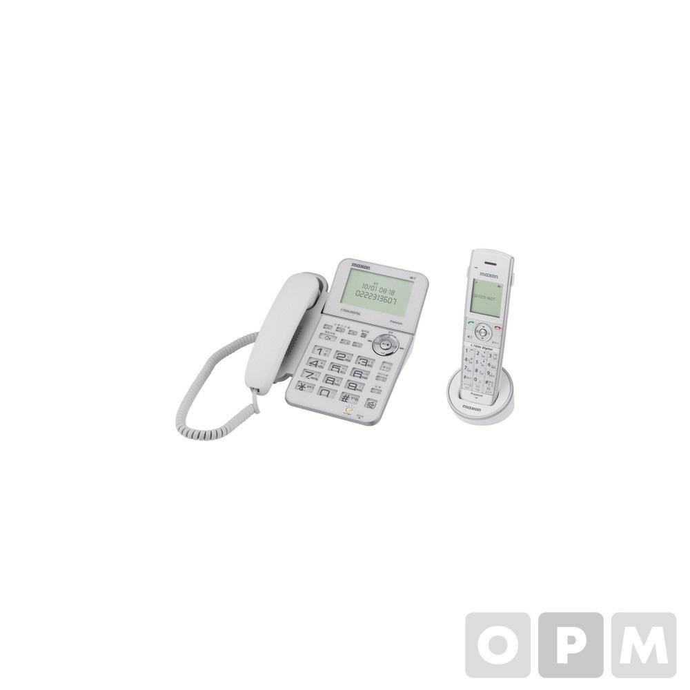 유무선 전화기(M-7/맥슨)