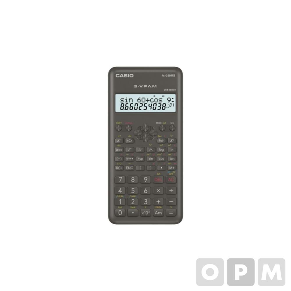 CASIO 공학용계산기 FX-350MS2