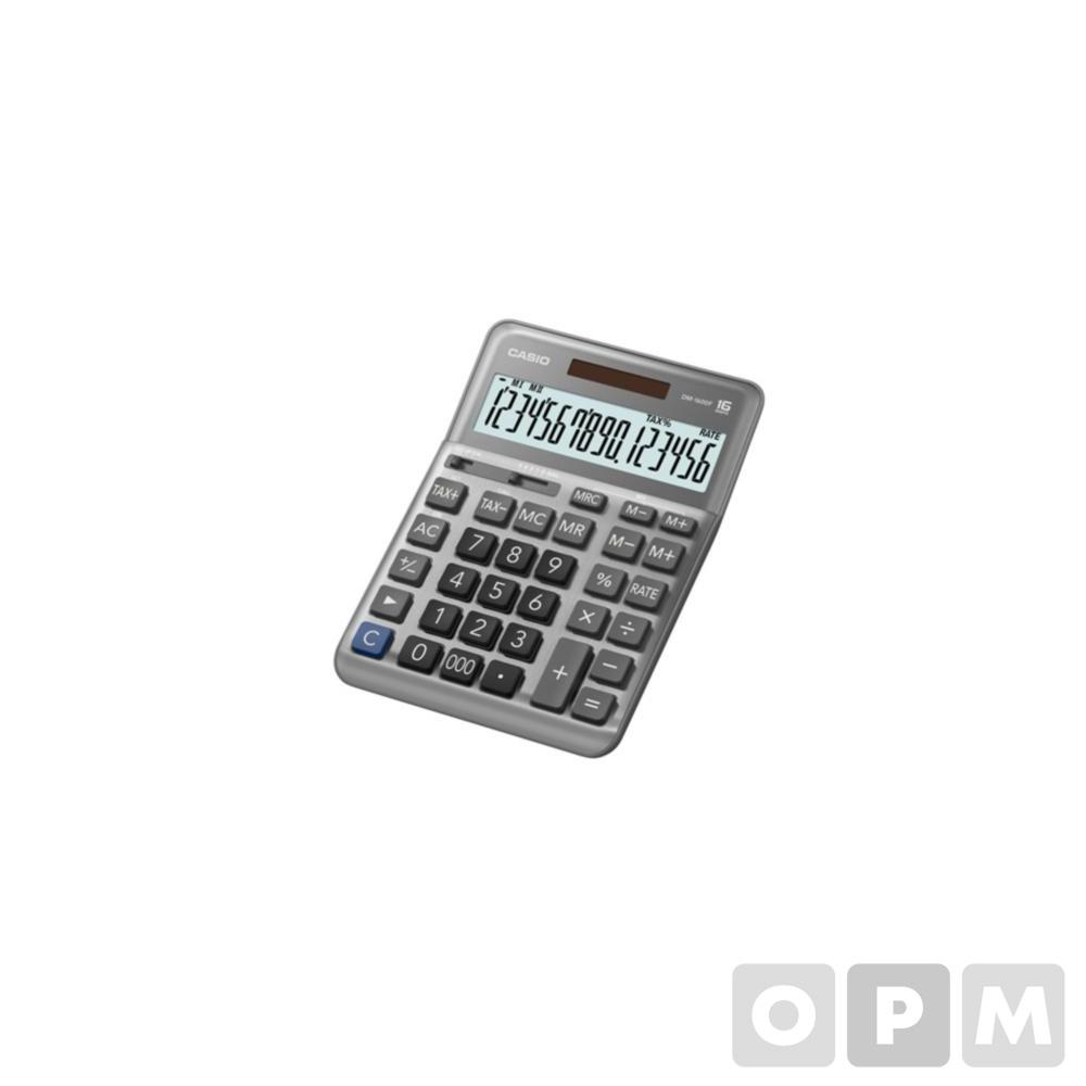 계산기(DM-1600F/CASIO)