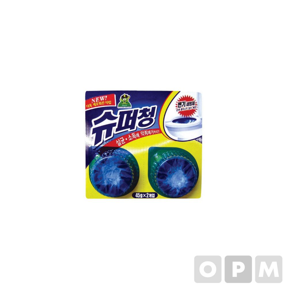 슈퍼청 (45g/2개/산도깨비]