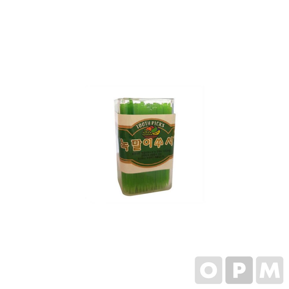 녹말 이쑤시개 (약200개입/동양크린)