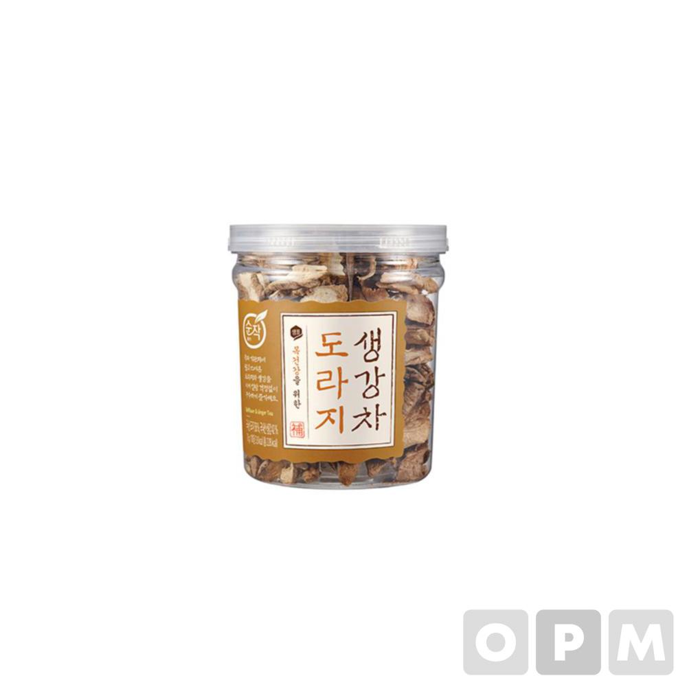 순작 도라지생강차 원물(55g/샘표식품)