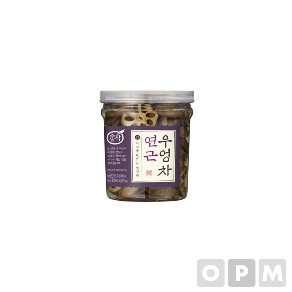 순작 연근우엉차 원물(60g/샘표식품)