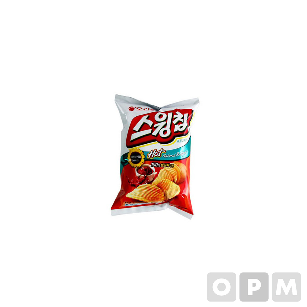스윙칩 볶음고추장맛(60g/오리온)