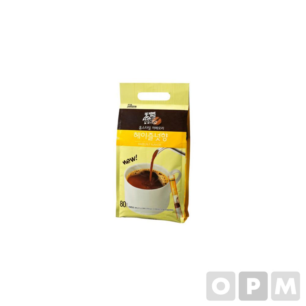 까페모리 홈스타일 헤이즐넛 향 커피믹스(12g*80T/쟈뎅)
