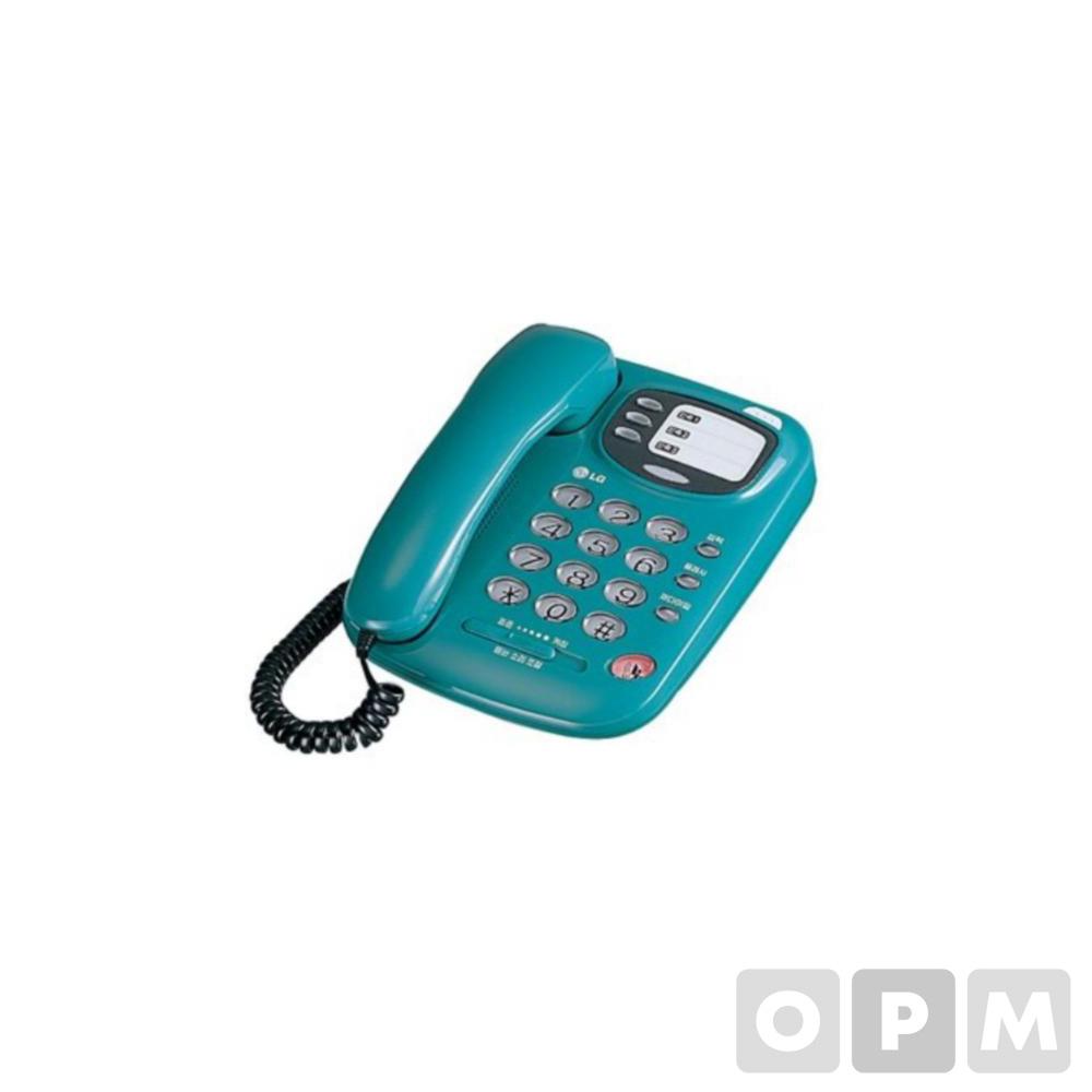 전화기(GS-465LD/유선/LG)