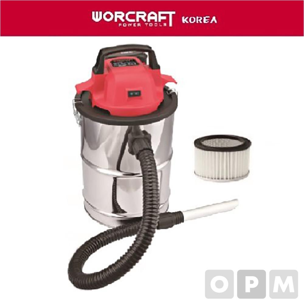 워크래프트 무선 재 청소기 CAVC-S20Li-18L(배터리/충전기별매)