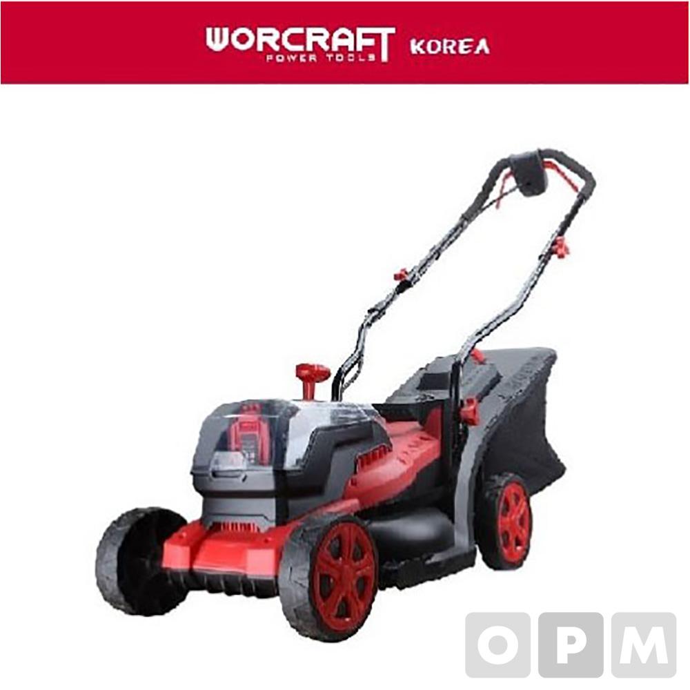 워크래프트 무선 잔디깎기 CLM-S40Li(배터리/충전기 별도구매)