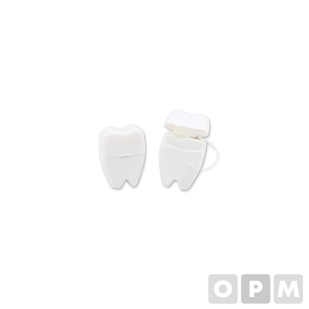 휴대용 치아모양 치실 15m (800개)