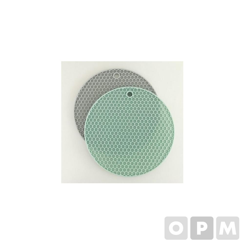 국산정품 드림 실리콘 냄비받침 원형  (150개)
