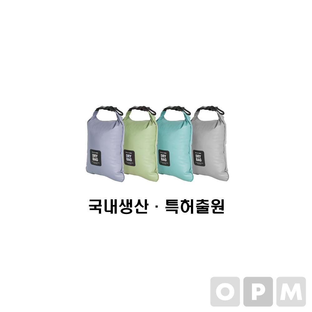 excase 친환경 심플 드라이백 3리터[후크형]국내생산,특허출원 (150개)